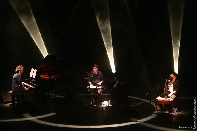 Hommage à Nougaro - Babx, Thomas de Pourquery et André Minvielle
