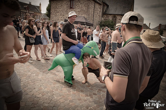 The Inspector Cluzo-art sonic 2017-Loewen photographie