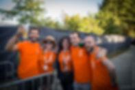 Bénévoles festival feu au lac 2017 Loewen photographie