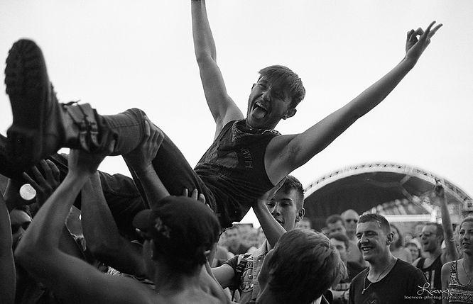 The Roughneck riot-argentique-Art sonic 2016-Loewen photographie
