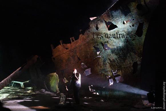 Les Naufragés - Emmanuel Meirieu