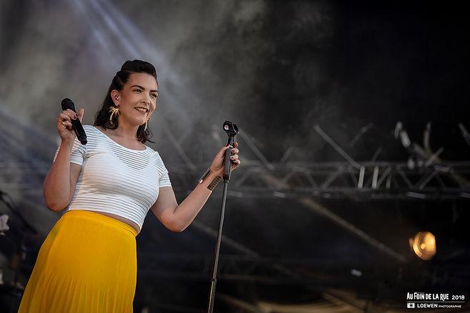 Caro Emerald-Vendredi-AFDLR 2018-Loewen
