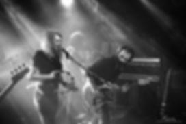 The Liminanas -UBU - photo argentique concert- Loewen photographie