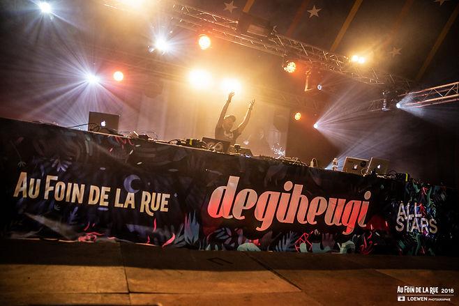Degiheugi-Samedi-AFDLR 2018-Loewen photo