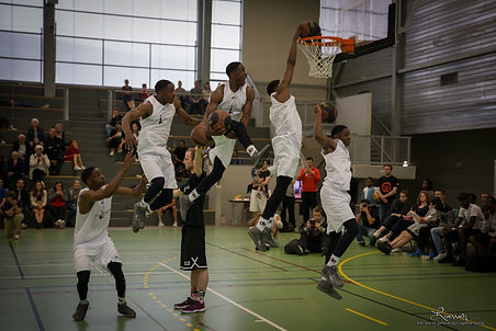 Hoops party - Art'dunk - Loewen photographie