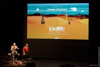 Théâtre Aire Libre-Loewen photographie