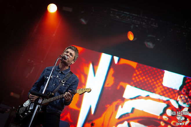 Noel Gallagher-Excalibur-Dimanche-AFRA 2