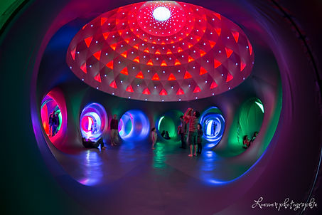 Luminarium Katena Rennes - architects of air - Loewen photographie
