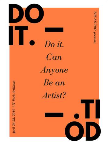 Do it. Can Anyone Be an Artist?