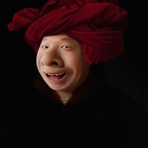 【盧昉 Lu Fang】戴紅帽的大鼻子 Mr.Big Nose on a Turban