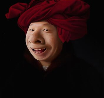 【盧昉 Lu Fang】戴紅帽的大鼻子 Mr.Big Nose on a Turban