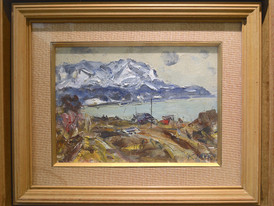 Unknown (Hokkaido)  Unknown  Oil on Canvas 44.5 x 54.5 cm.JPG