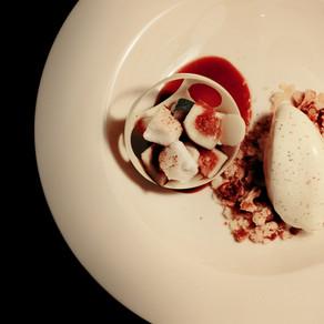 【狐偲私廚 La Renardiere】餐盤上的食物藝術 Art of a Plate