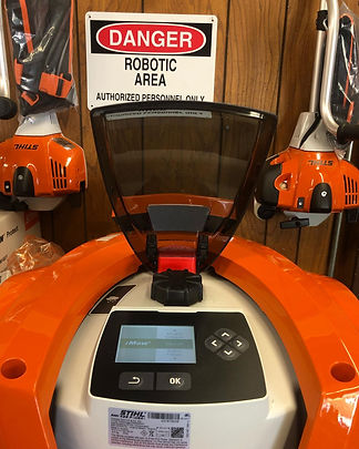 STIHL Robot Lawn Mower