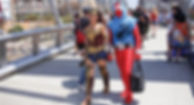 Wonder-Woman-and-Batman-Comic-Con-San-Di