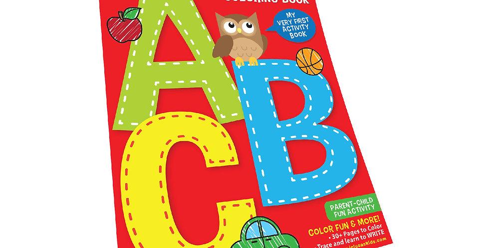 Coloring Book - My Alphabet