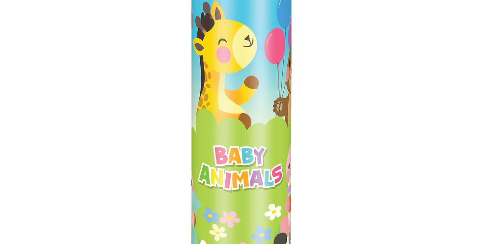 Baby Animals Footlong Coinbank