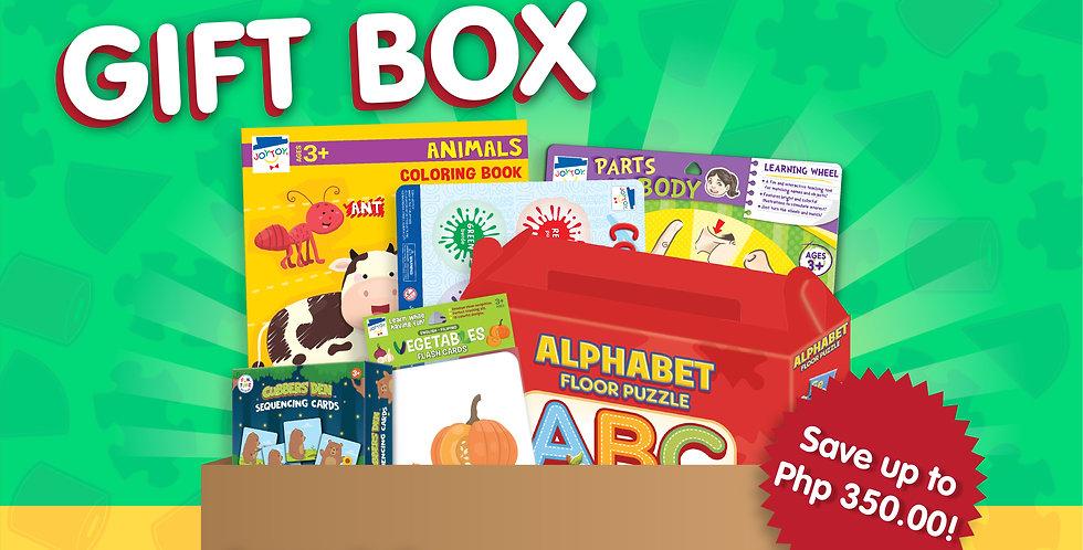 JC Lucas Kids Gift Box (Ages 4-5)