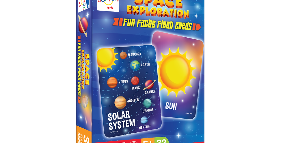 Space Exploration Flash Cards