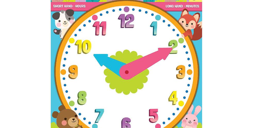 Mini Bunch Telling Time