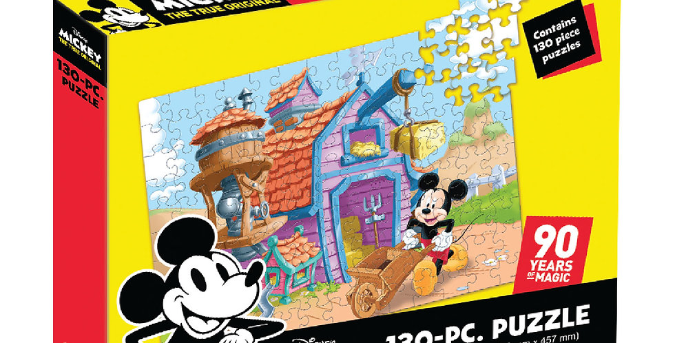 Mickey 130-pc. Puzzle