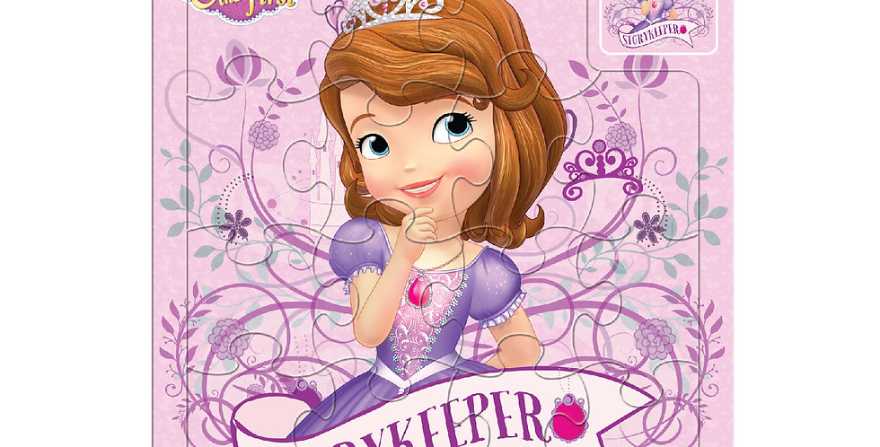Sofia the First Fun Puzzle