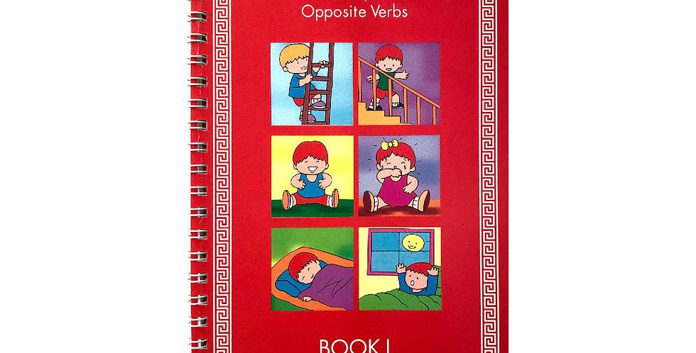 Book 1-Opposite Verbs