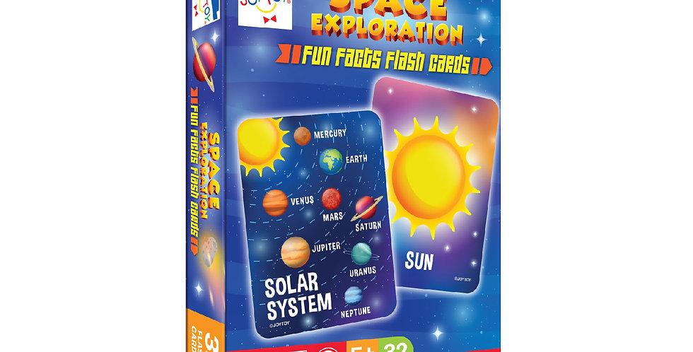 Space Exploration Flash Cards