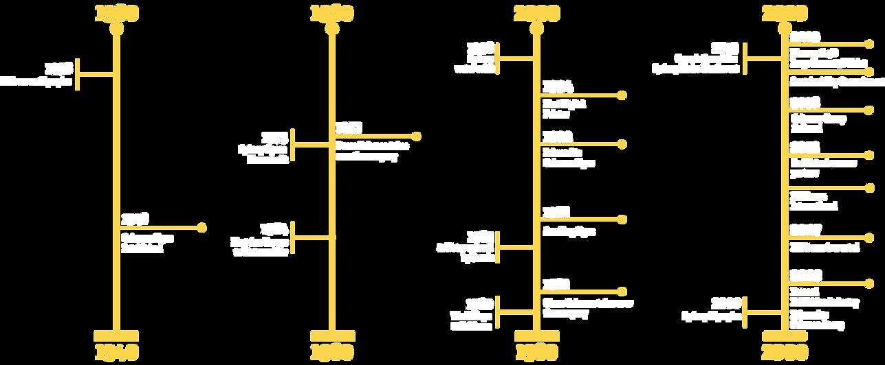 Coleman Group Timeline