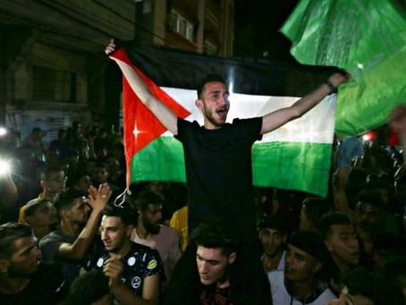 Israel y Hamás acuerdan un alto al fuego tras 11 días de escalada bélica