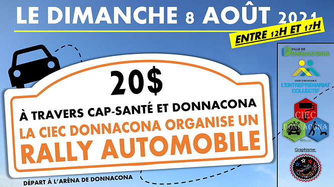 Affiche rally CIEC Donnacona.png