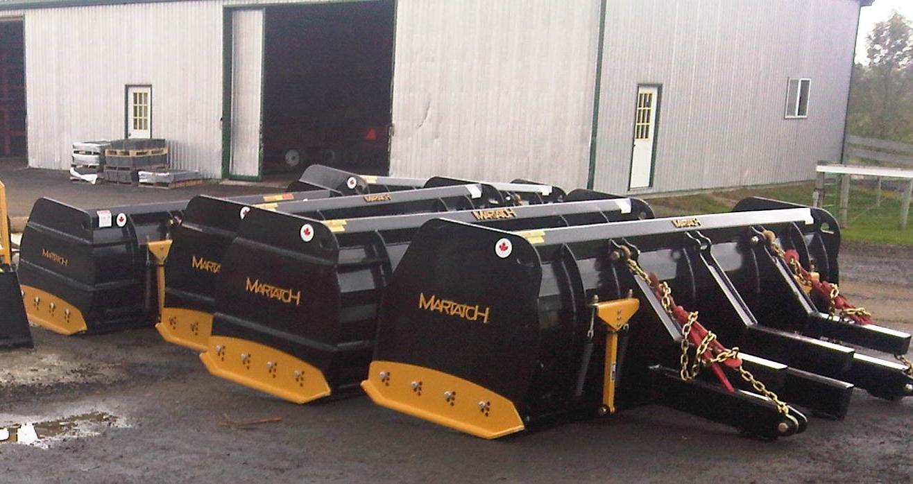 Snow Pusher (MNSP30)