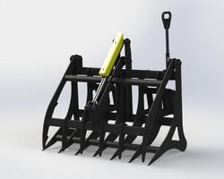 Root Rake Grapple - MURRG