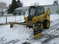 Snow Pusher - MNSP30