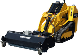Utility Rotary Sweeper - MURS15