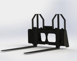 Reg. Duty Pallet Forks - MRDPF