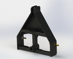 3PH Front Mount Trailer Hitch