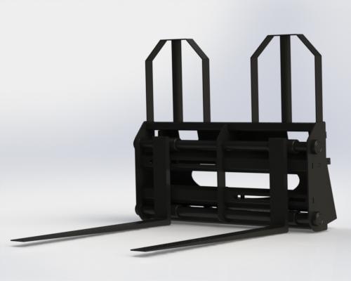 Hyd. Pallet Forks-MFSPF