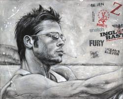 Daniel JAYD_A Journey With Brad Pitt