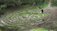 Life as a labyrinth.