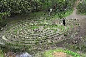 Life as a labyrinth.