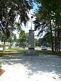 Caledonia & Seneca Cenotaph
