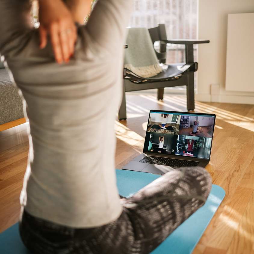 Stretch & Relax with YAGF: A FREE 45-Minute Virtual Session
