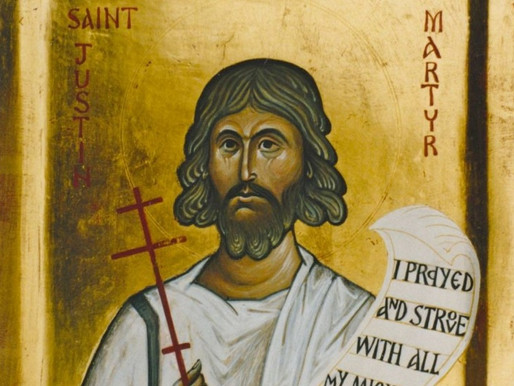 New Article: St Justin, the Martyr and Philosopher