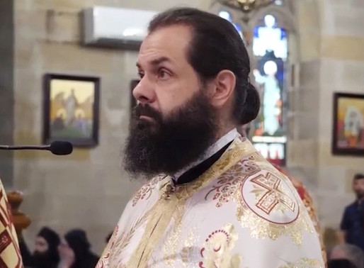 Matins and Divine Liturgy with His Grace (Sunday 9 August)