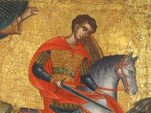 New Article: St Martin of Tours, Our Witness to Christ, and His Disciple, Sulpicius Severus