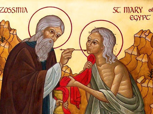 New Article: The Timeless Wisdom of the Life of St Mary of Egypt