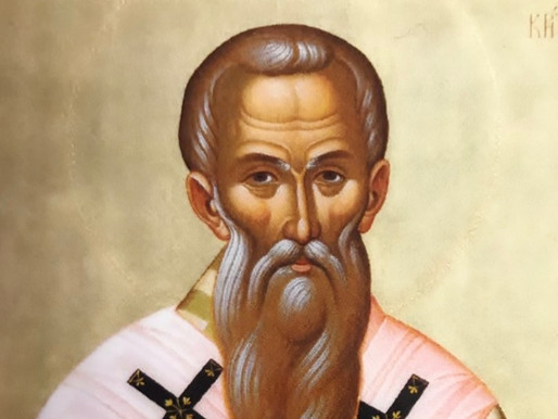 New Article: St Andrew of Crete's Adaptation of the Scriptures