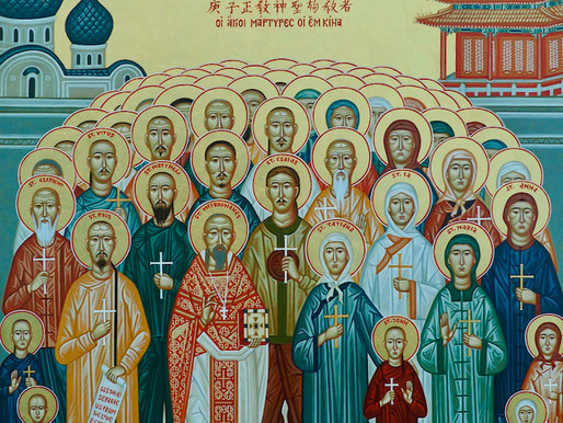 New Article: St Mitrophan the Martyr and the Boxer Rebellion