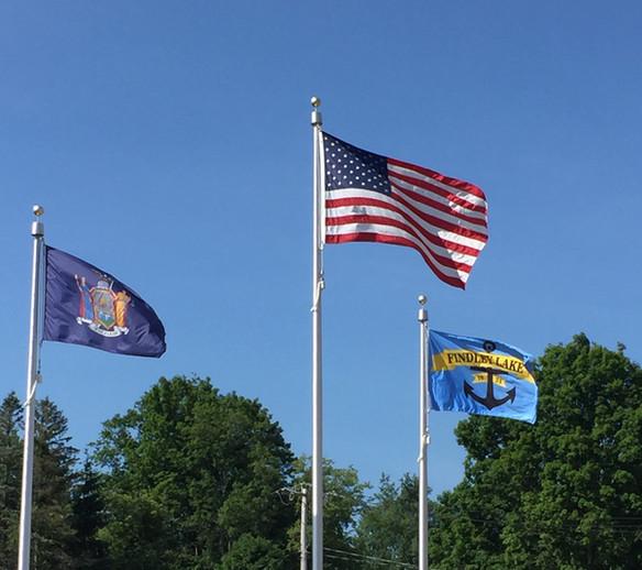 Flag array